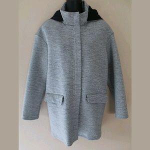 LULULEMON 'New Form Coat' sz 6 Hoodie Jacket